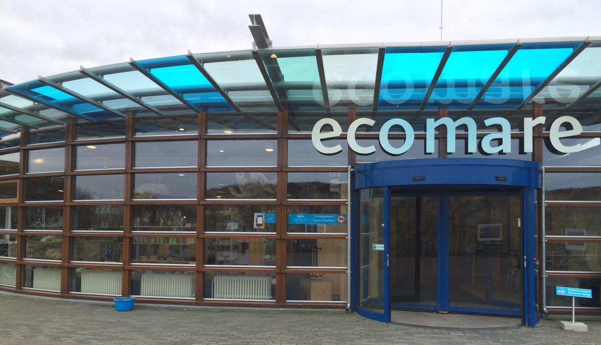 Ecomare op Texel