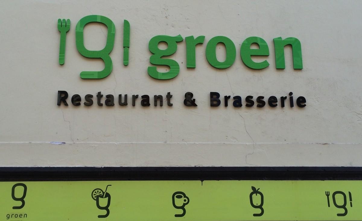 Brasserie Groen in Groningen