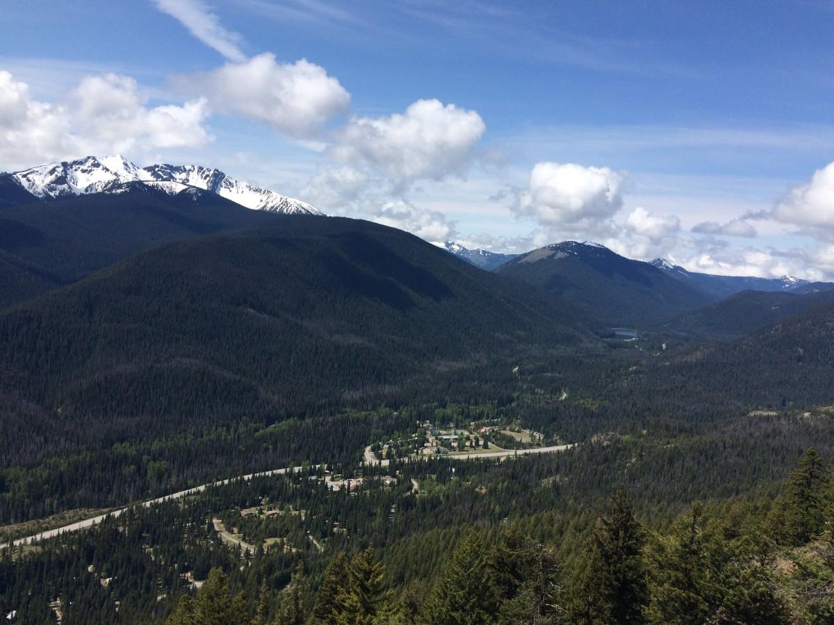 Cascade Lookout, E.C. Manning Provincial Park