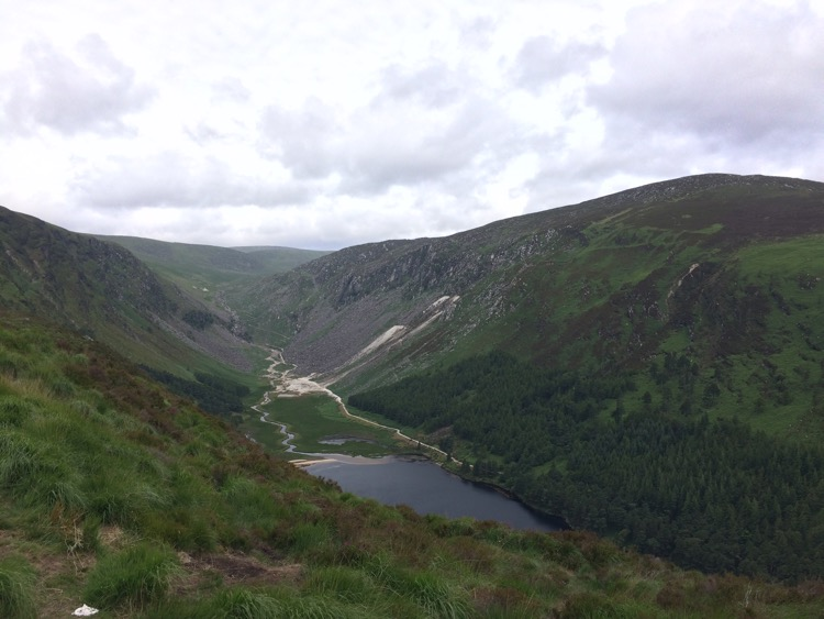 Wicklow Mountains, Ireland