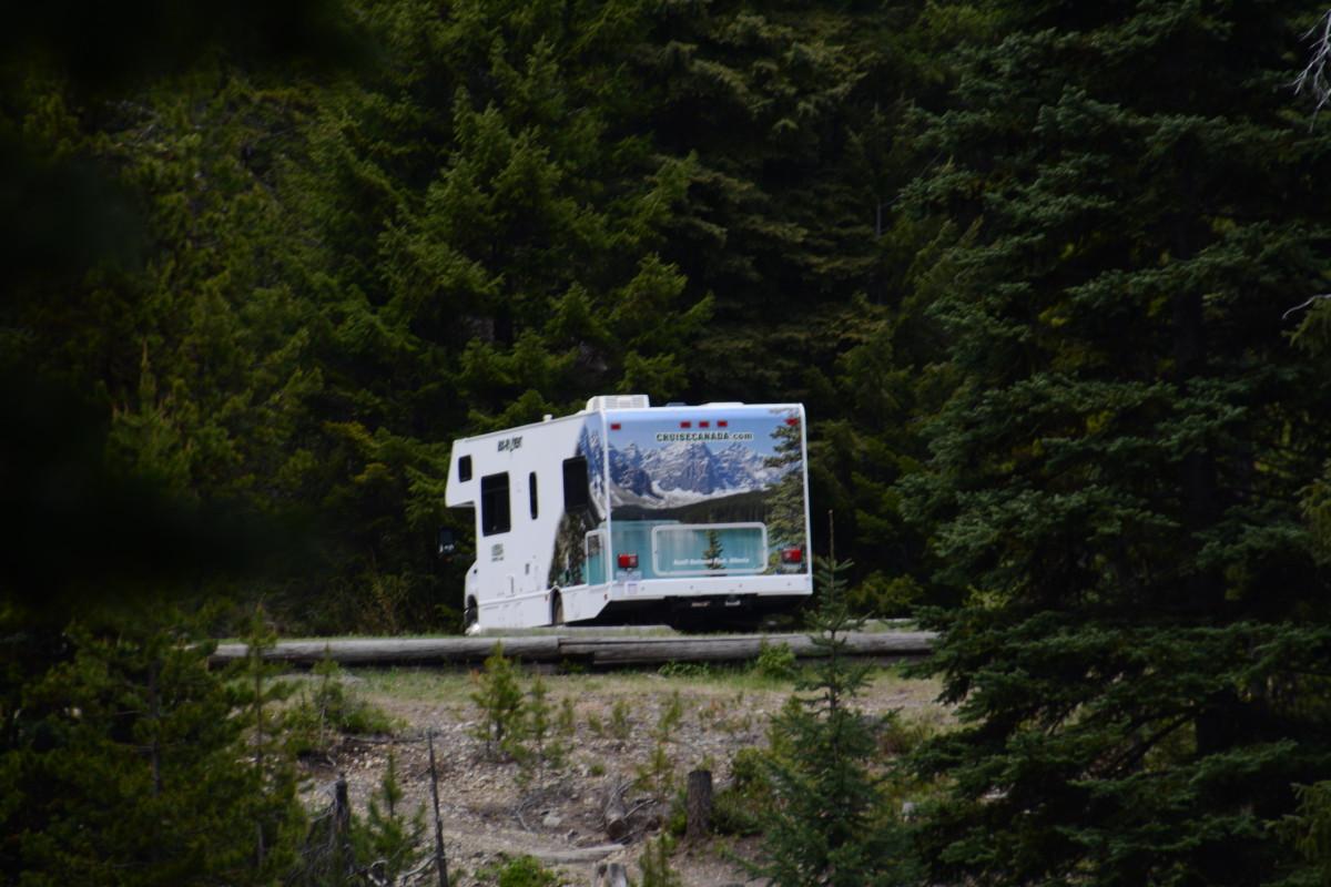 Camper, Canada