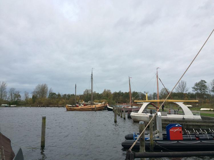 Zeilen, Nationaal Park Lauwersmeer