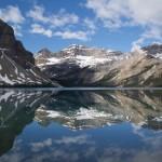 Bow Lake, Alberta, Canada