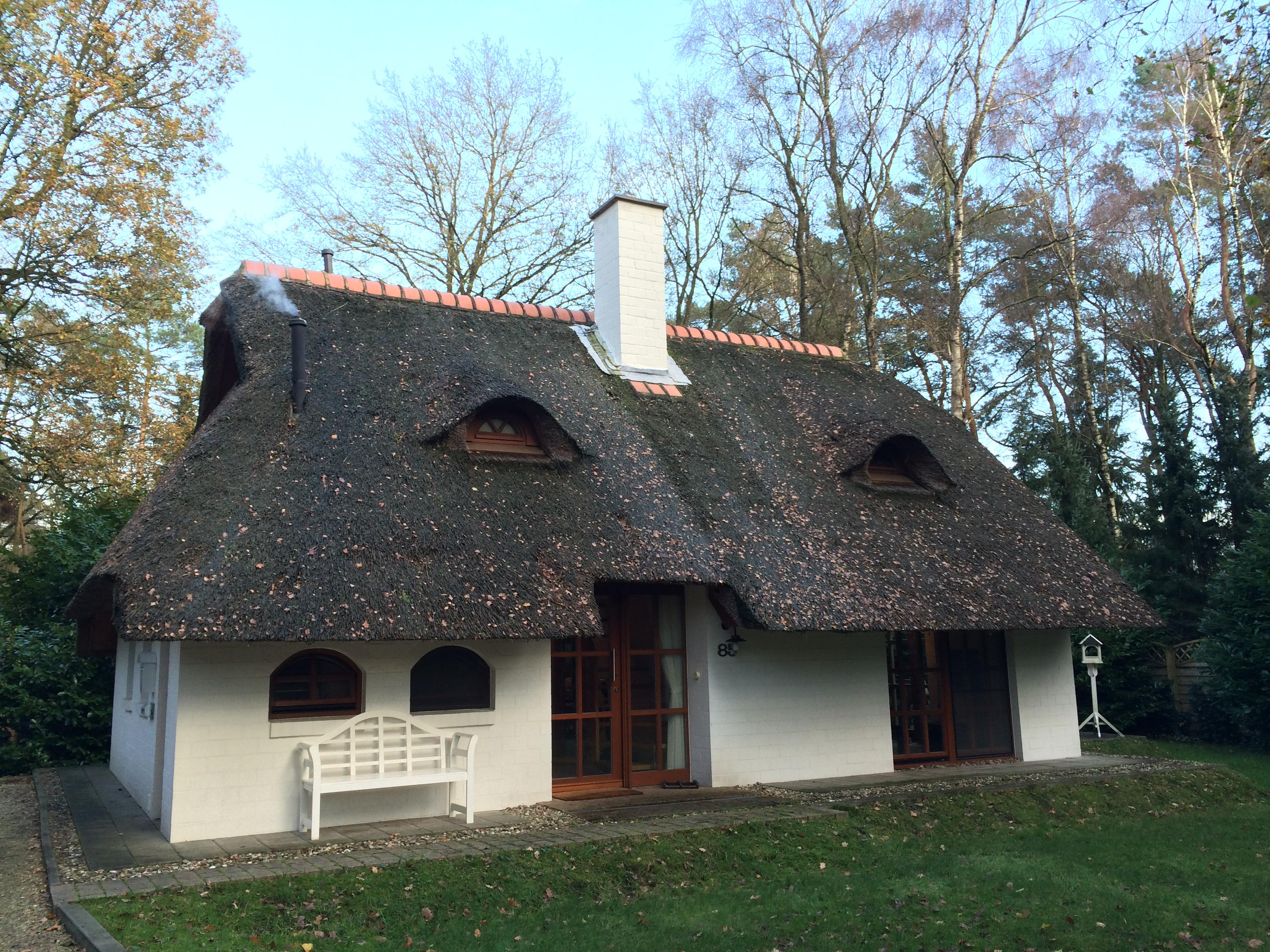 Vakantiehuis Boschhuys, Uelsen