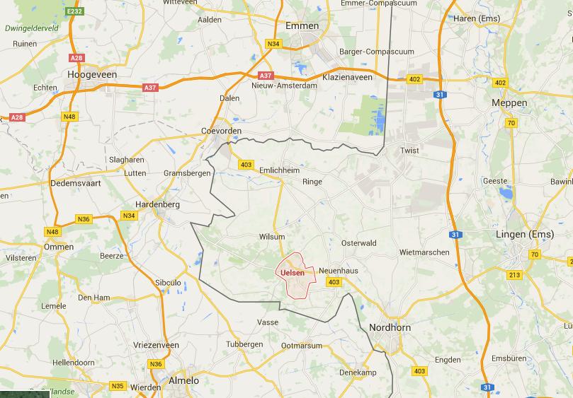 Uelsen, Germany