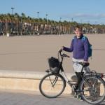 Marcella, strand Valencia
