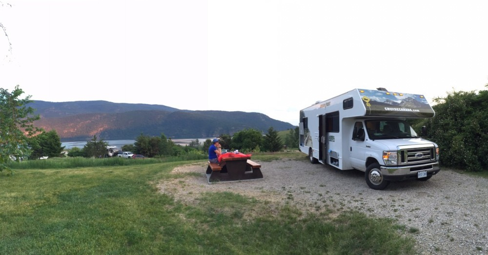Marcella, Camper Cruise Canada