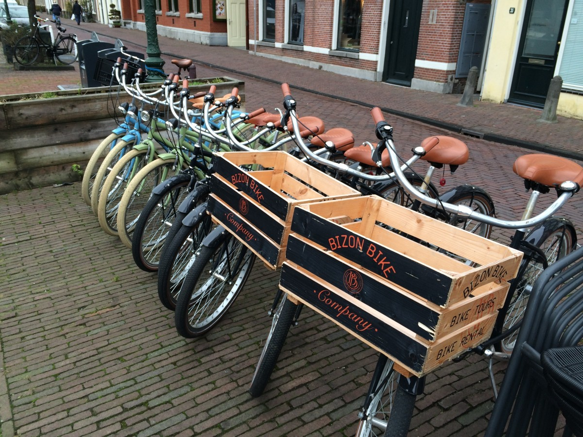 Bizon Bike, Leiden, The Netherlands