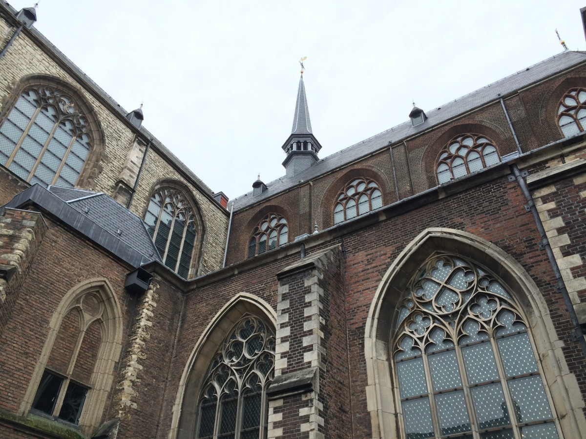 Pieterskerk, Leiden, The Netherlands