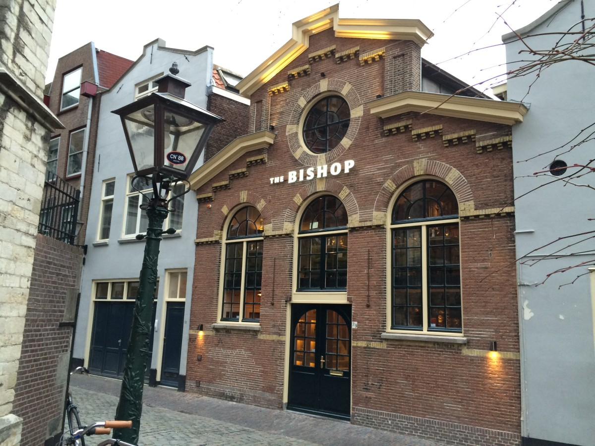 The Bishop, Leiden, The Netherlands