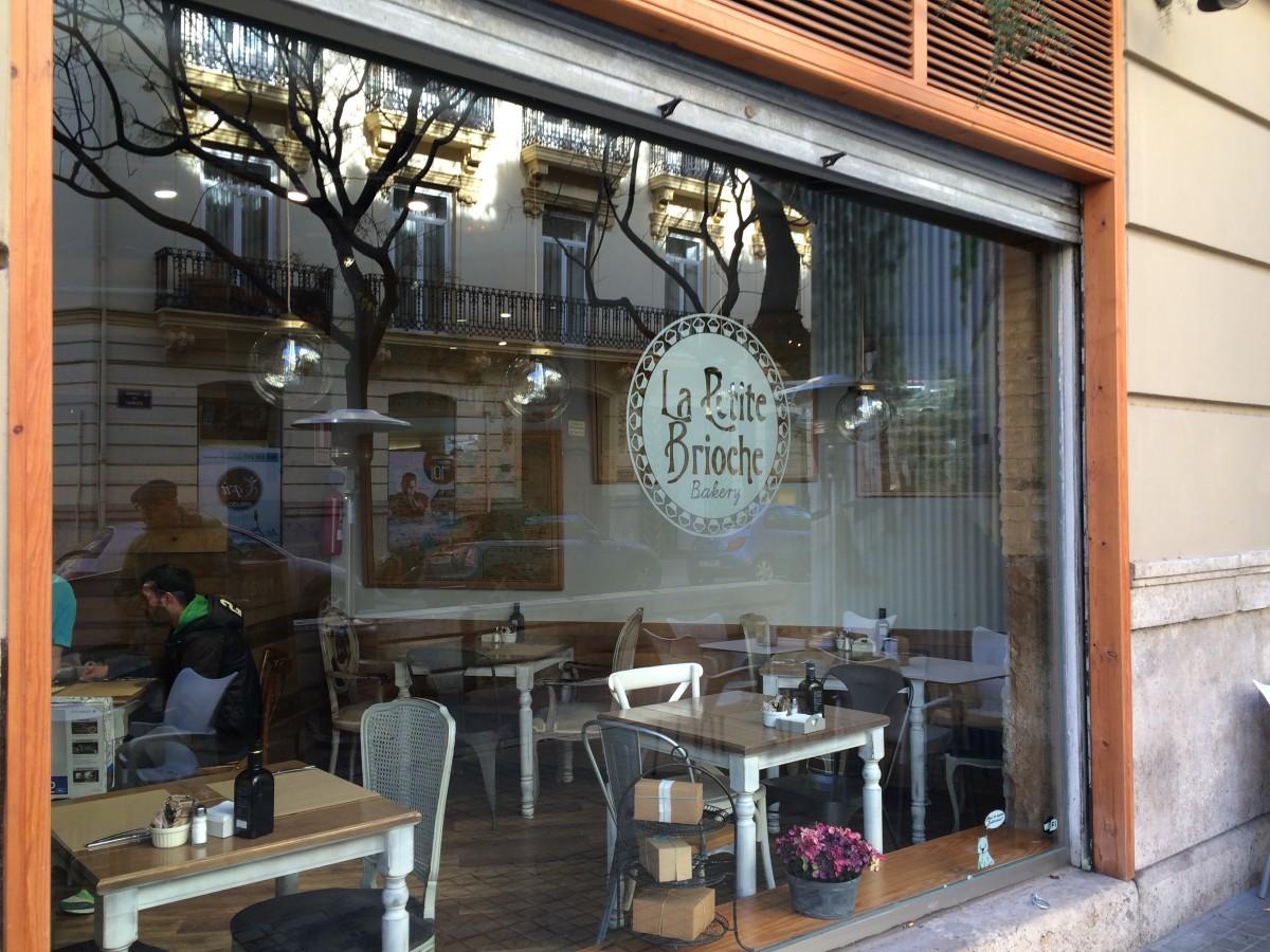 Le Petit Brioche, Valencia