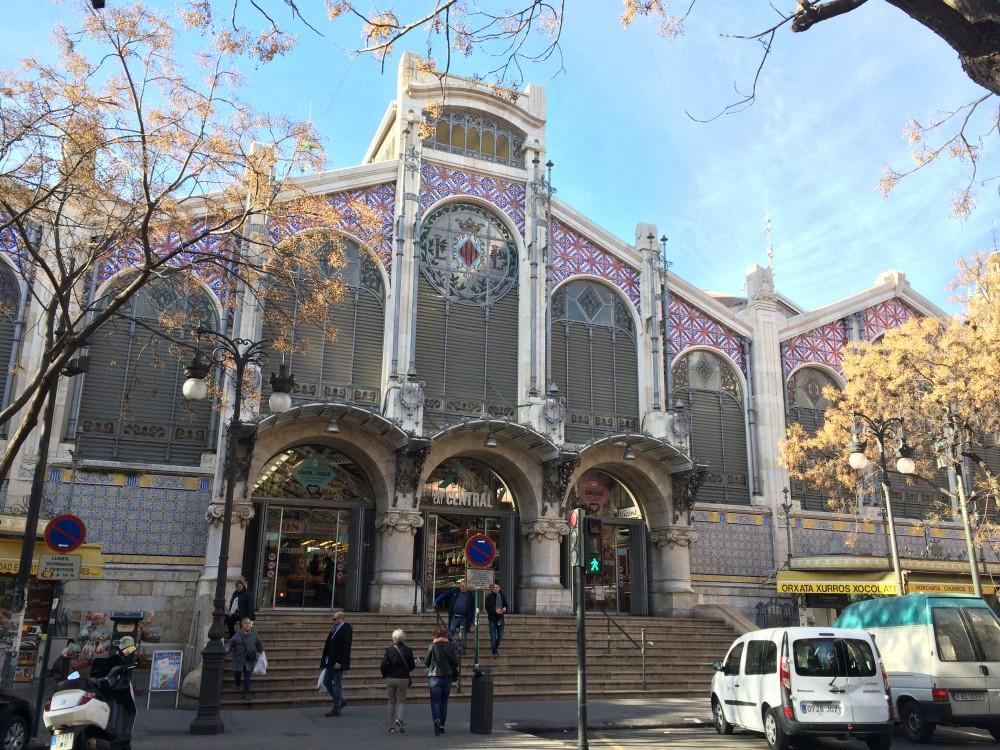 Mercado Central, Valencia
