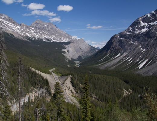 Icefields Parkway, Canadaå