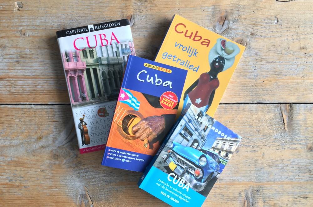 Cuba reisboeken