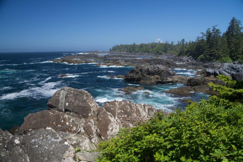 Wild Pacific Trail, Vancouver Island, Canada