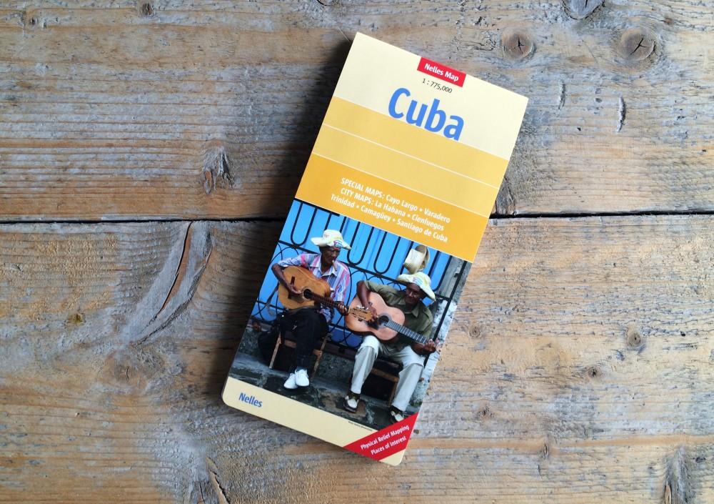 Nelles Map Cuba