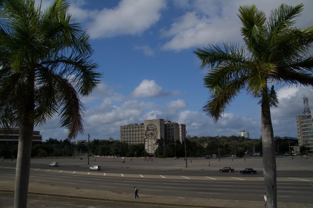 Plaza de la Revolución, Havana