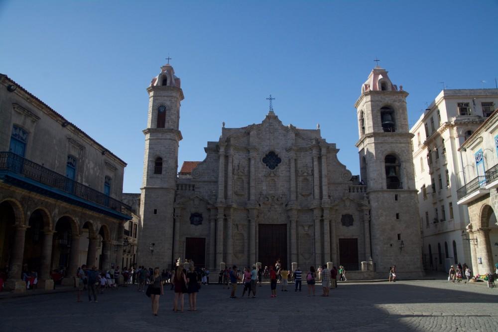 Cathedral de San Cristóbal, Havana