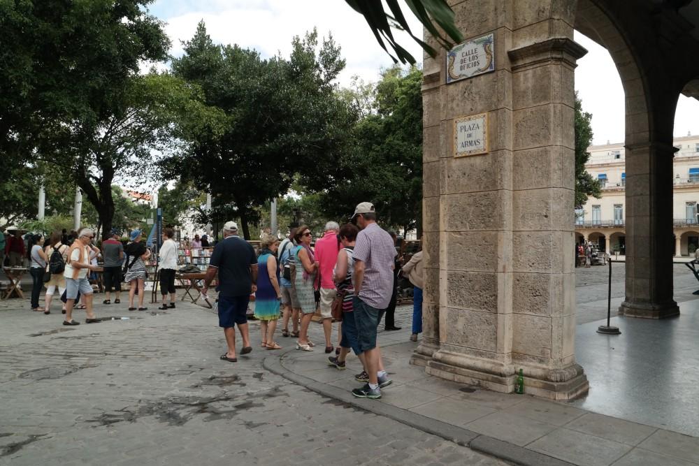 Plaza de Armas, Havana