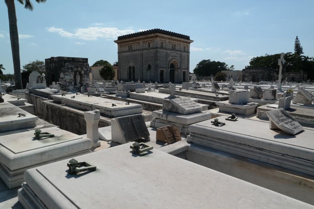 Necropólis Colón, Havana