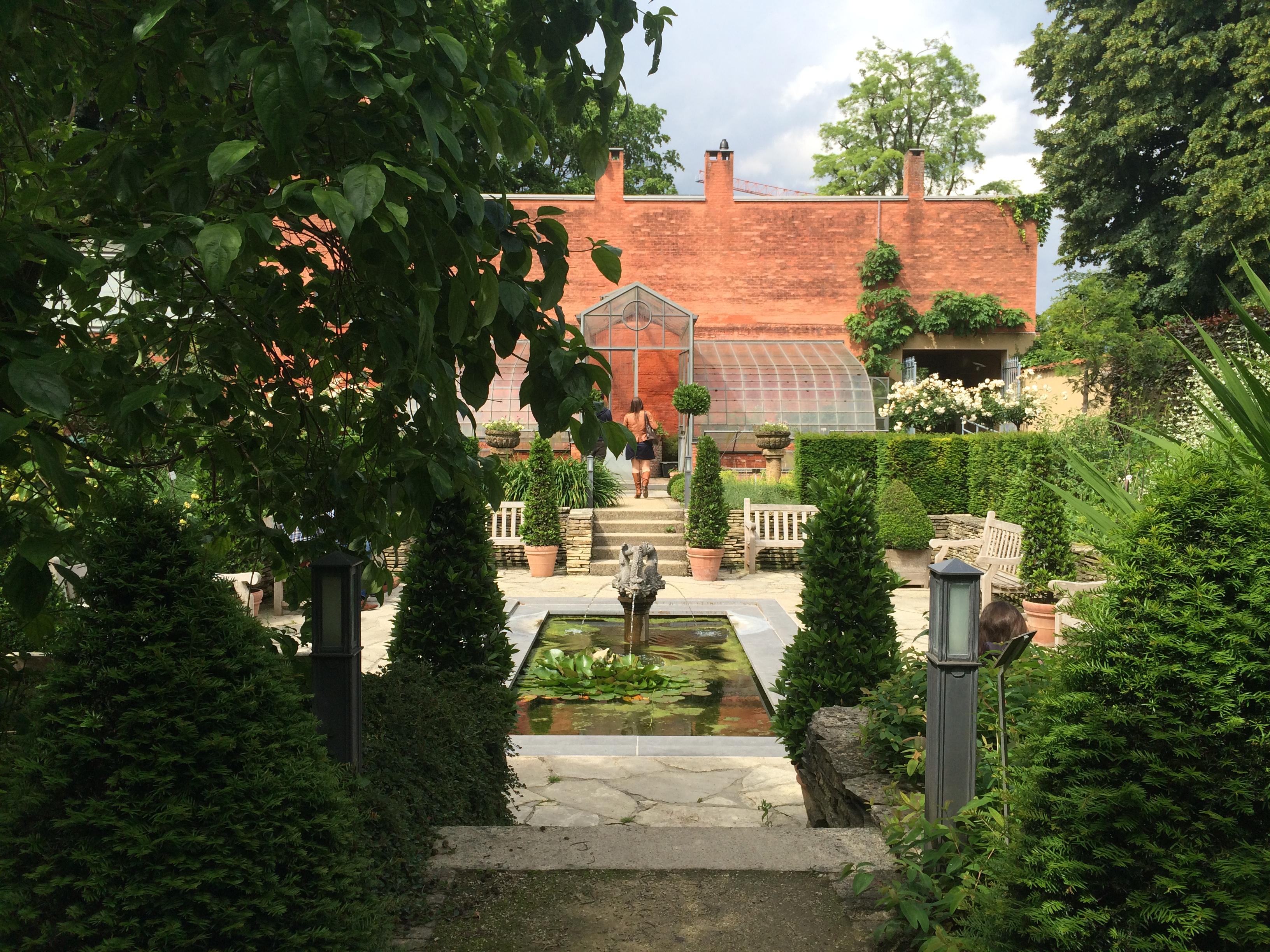 Kruidtuin, Leuven