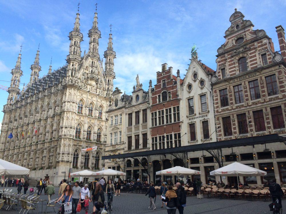 Stadhuis, Leuven