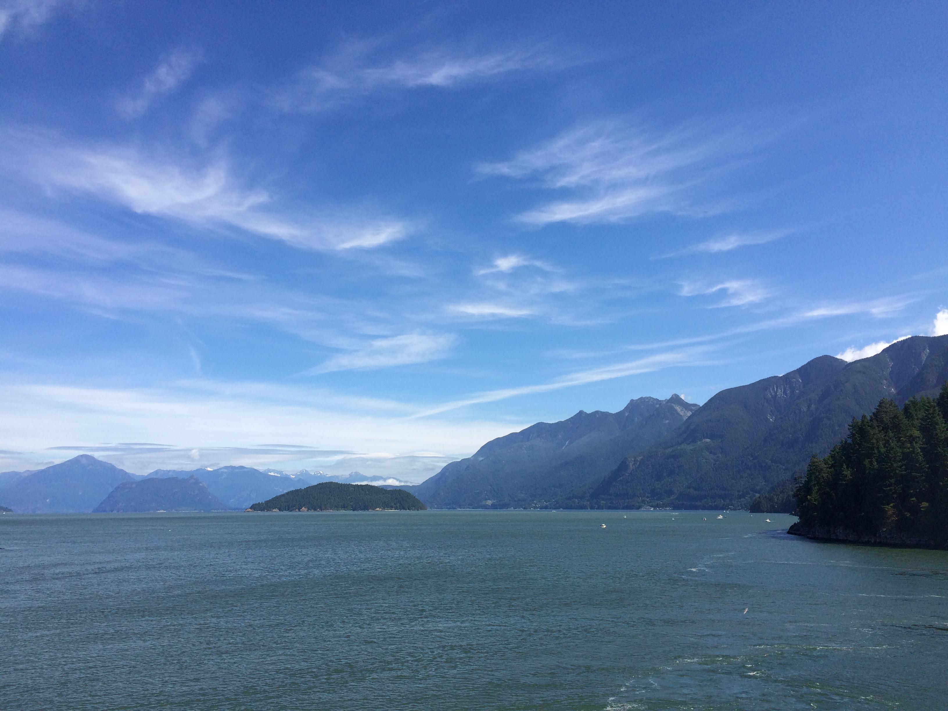 Ferry Vancouver Island
