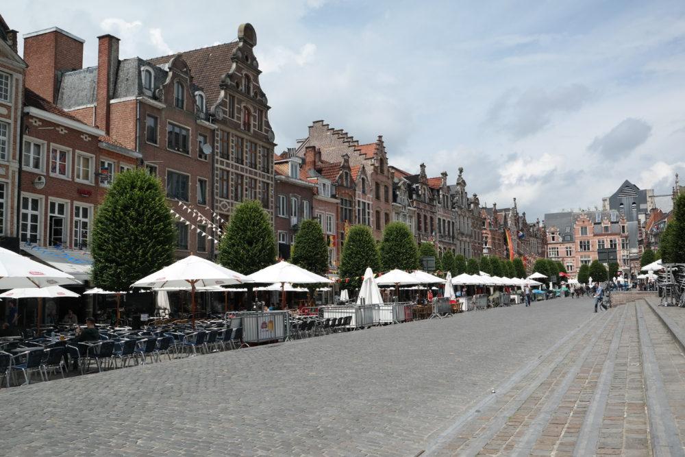 Oude Markt, Leuven