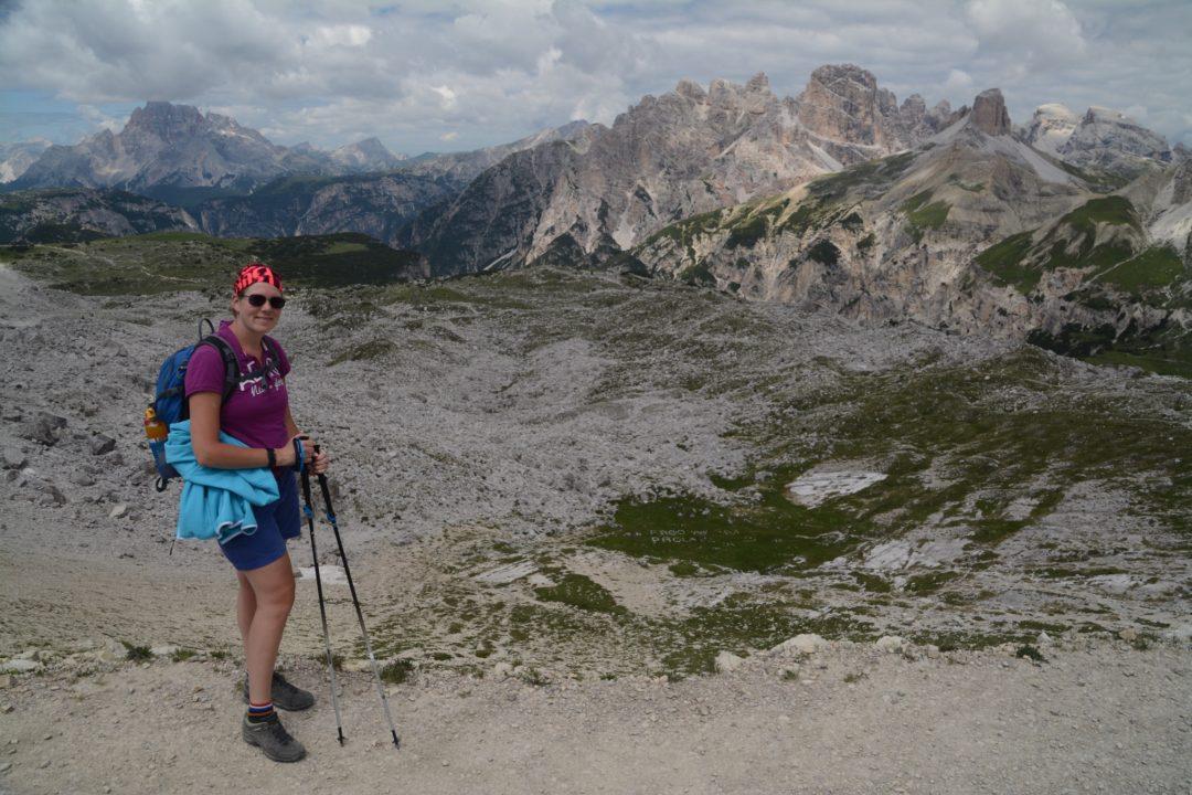 Marcella, Drei Zinnen, Südtirol
