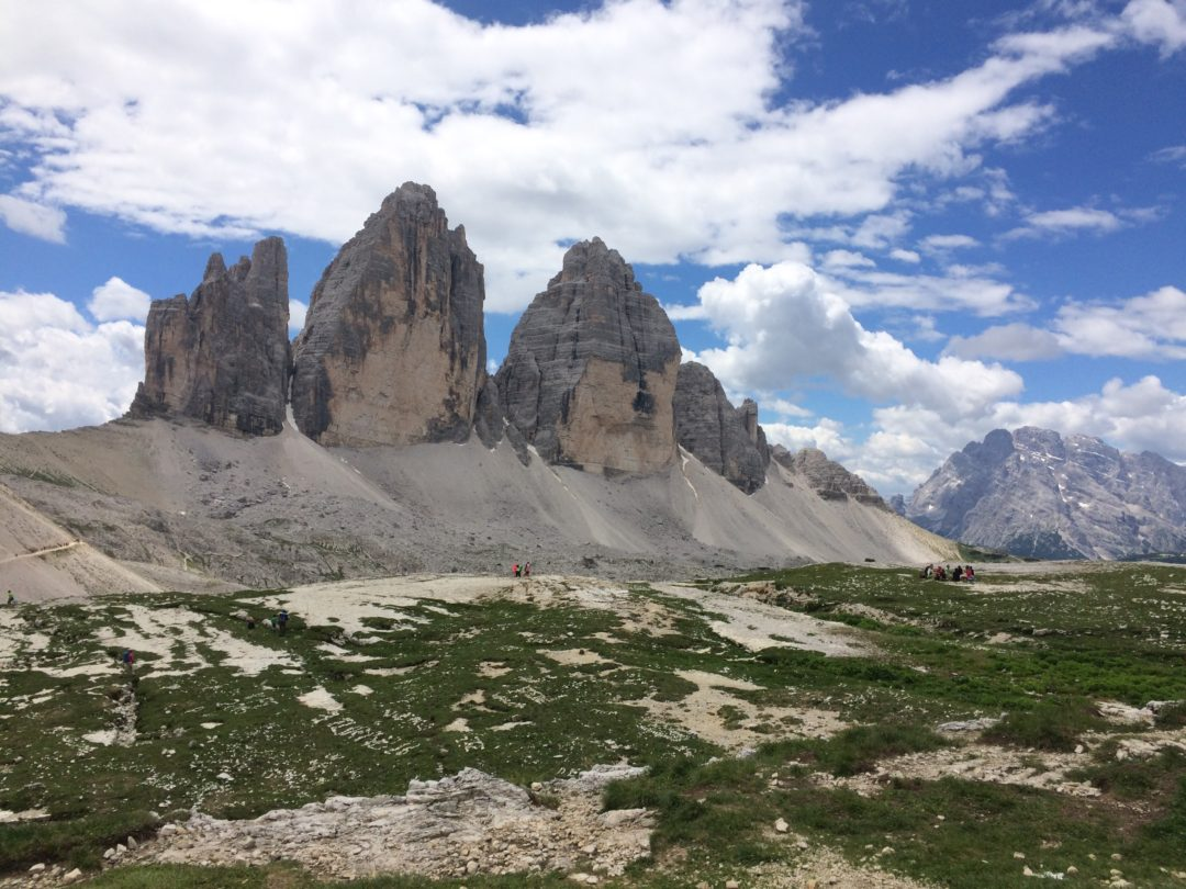 Drei Zinnen, Südtirol