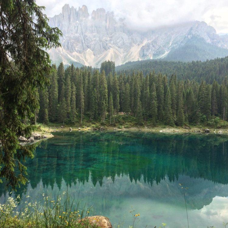 Lago di Carezza Alto Adige