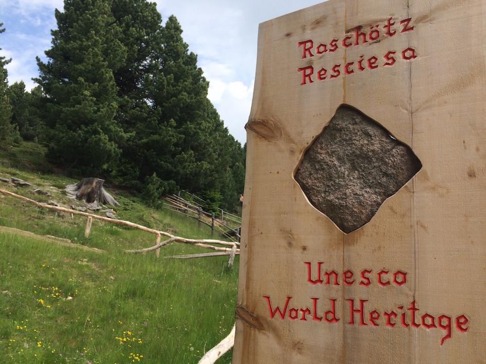 Raschotz - Unesco