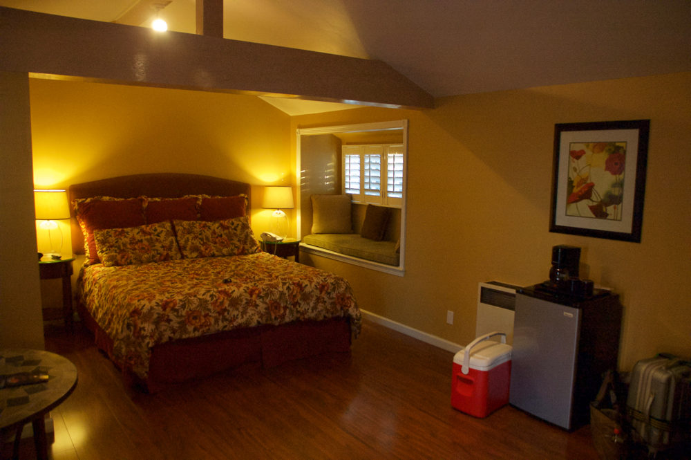 Hotelkamer Monterey