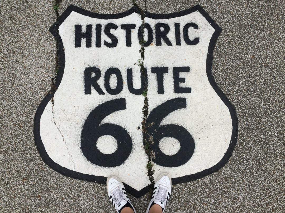Marcella, Route 66