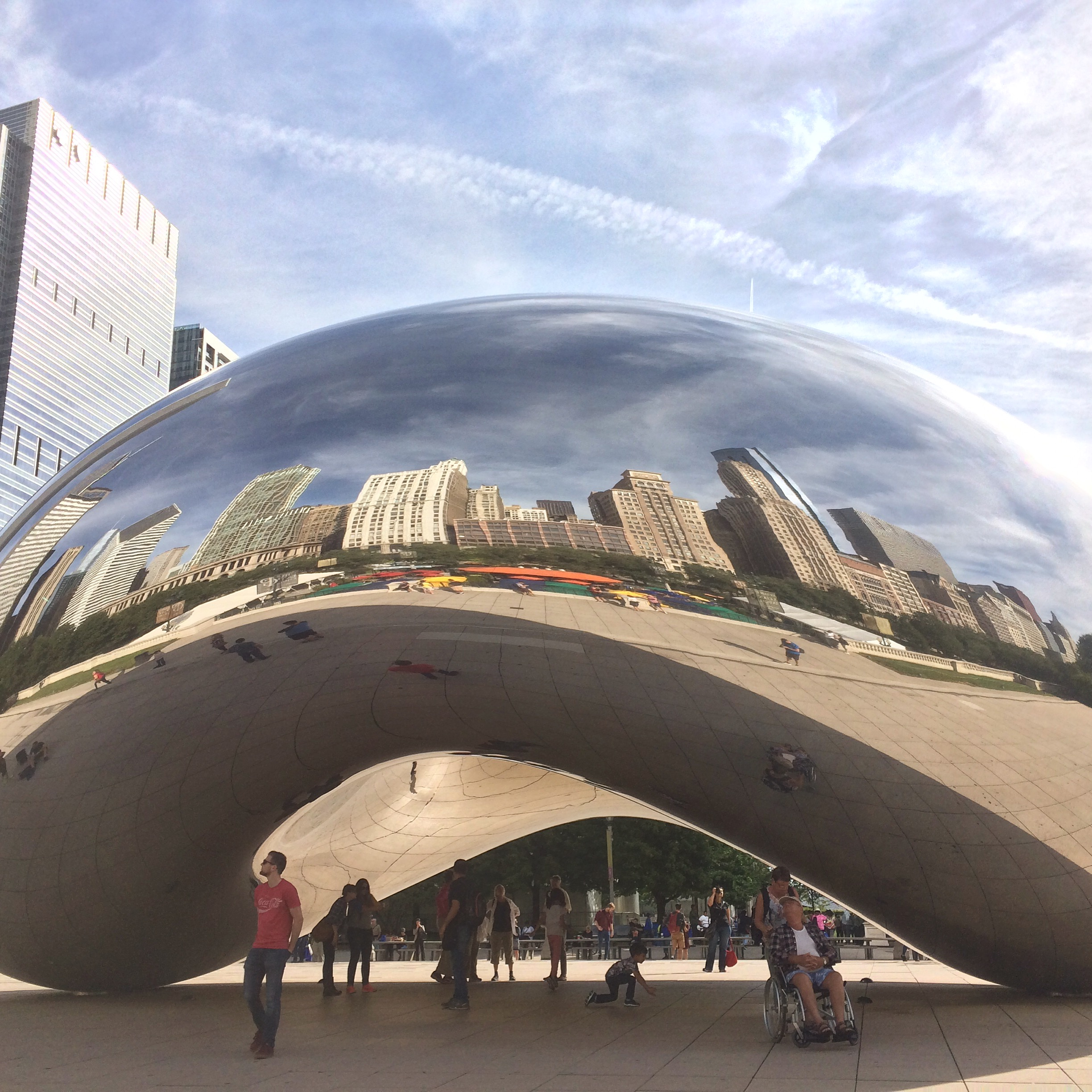 Bean, Chicago
