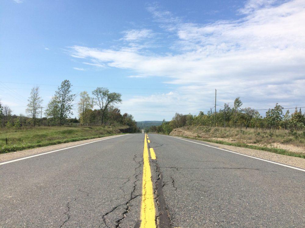 Roads, Ontario, Canada