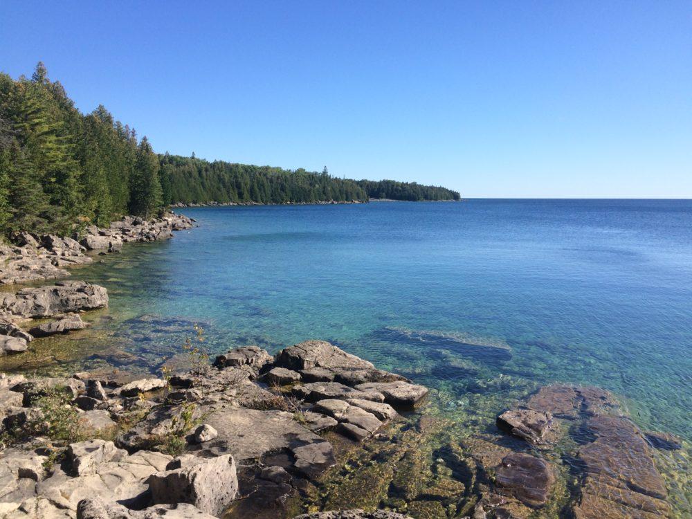Fathom Five, Canada