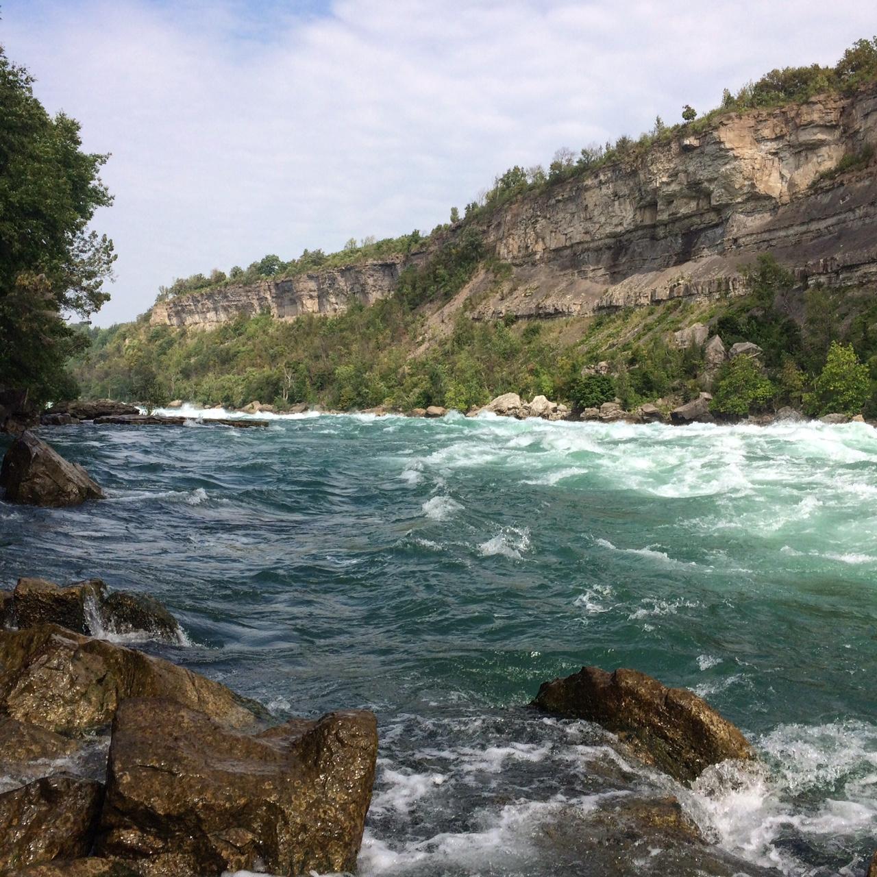 White Water Walk, Niagara River