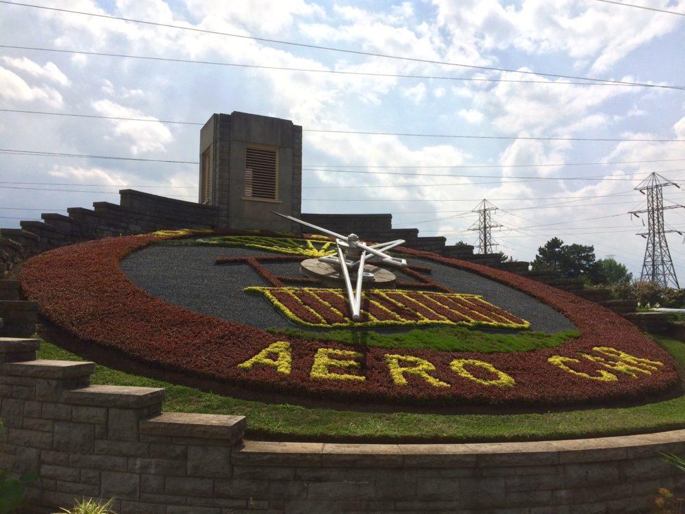 Floral Clock, Niagara