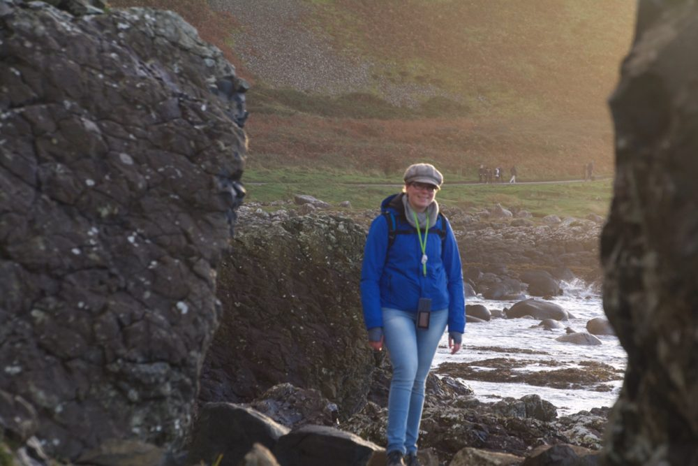 Giant's Causeway, Marcella