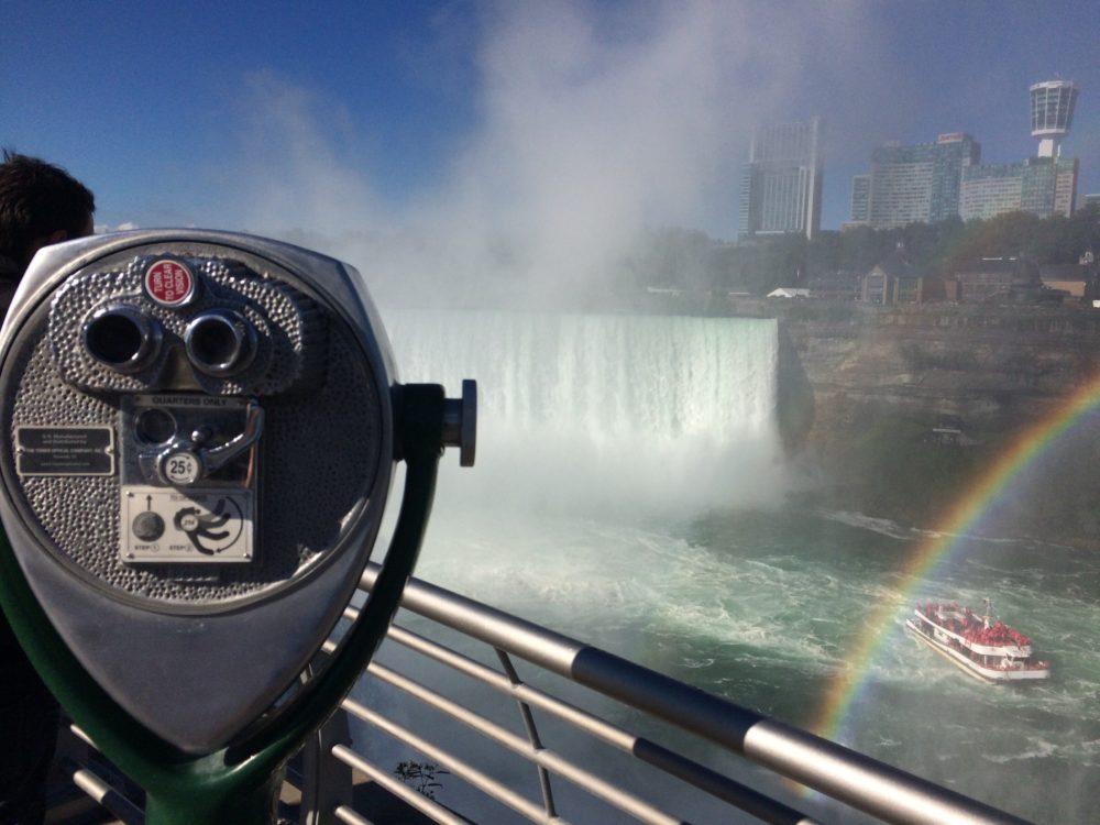 Niagara Falls, Horseshoe Falls