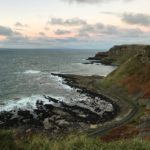Giant's Causeway coast