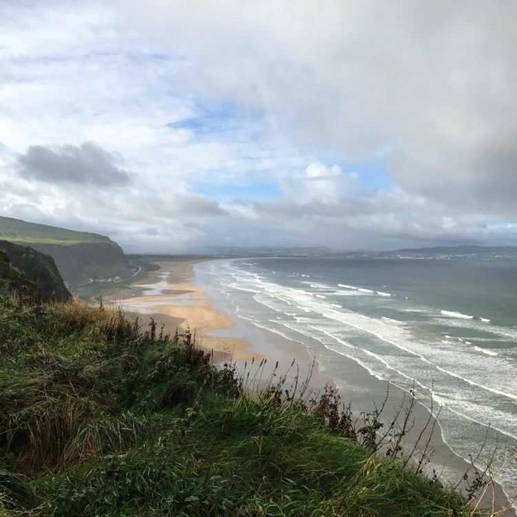 North Ireland Coast