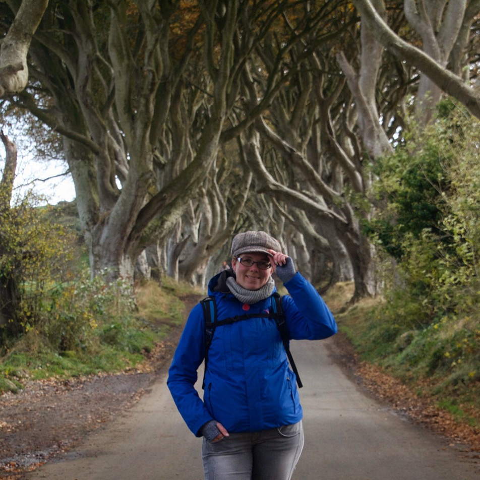 The Dark Hedges, Marcella