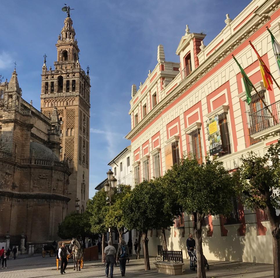 Giralda Tower, Sevilla