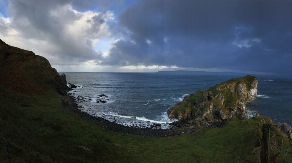 Kinbane Head Coast