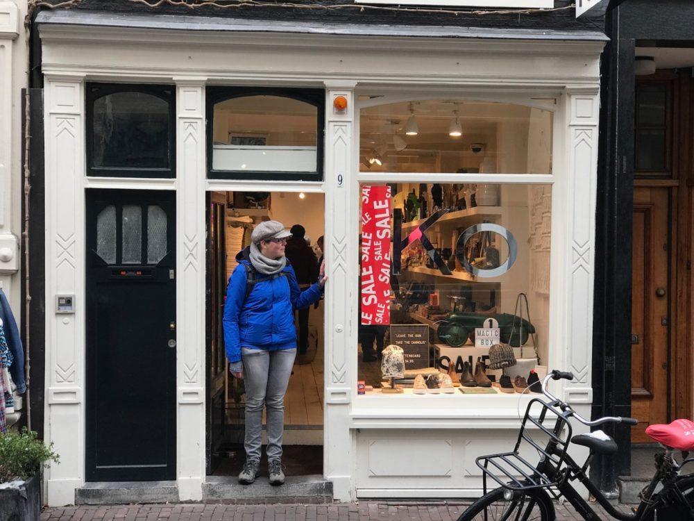 Marcella, Amsterdam