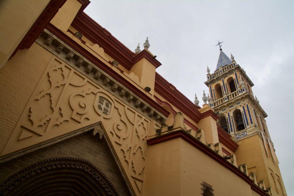 Church of Santa Ana, Seville