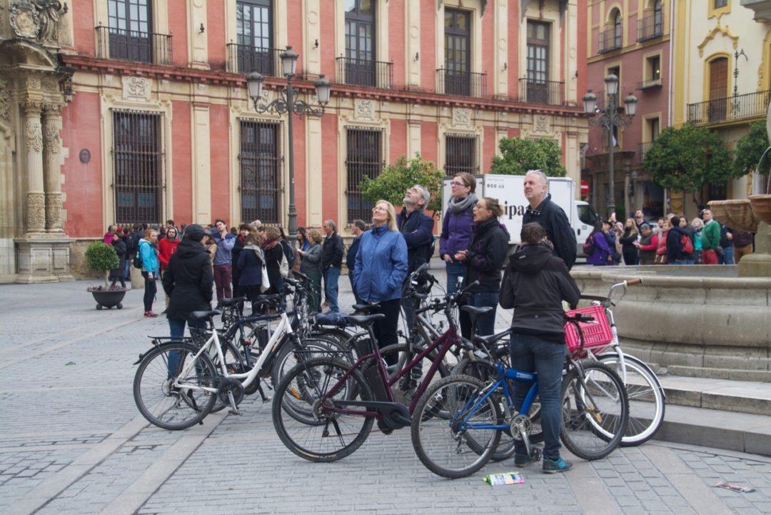 Fietsen Sevilla