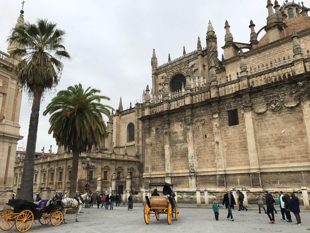 Kathedral Seville